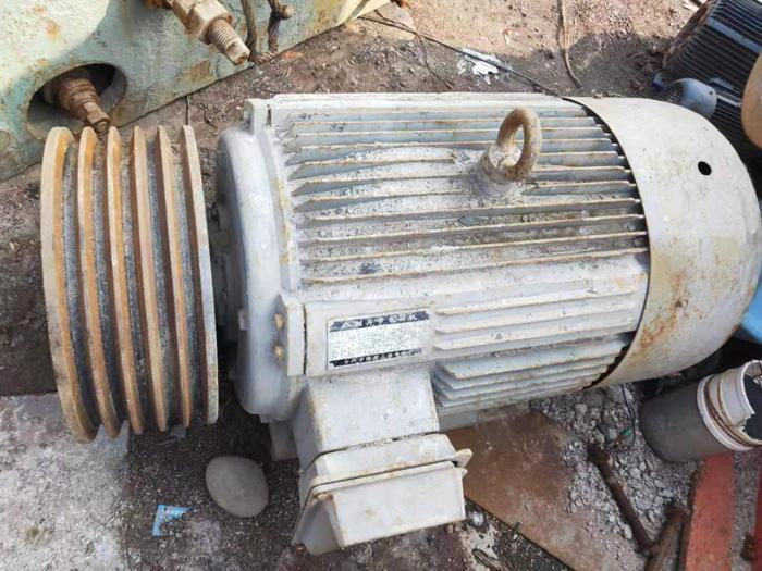 颚式破碎机电机